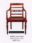 Raffles Arm Chair