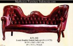 Louis Double Ended Sofa