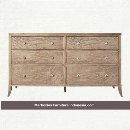 Addison 6 Drawer Dresser