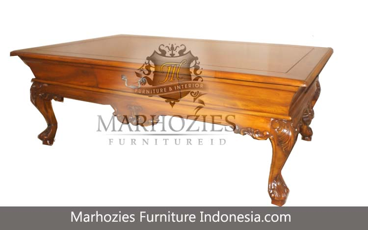 COFFEE TABLE 2DWR RL 120.70.45