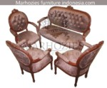 FRANCH OVAL SET 1SEAT