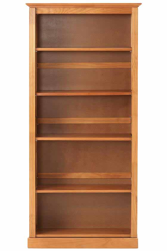 Hamilton 5-Shelf Bookcase