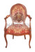 CAMEO ARM CHAIR
