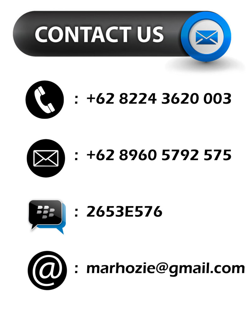 CONTACT US MARHOZIES